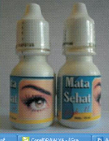 """Katarak sembuh tanpa operasi, dengan tetes mata herbal """"mata sehat"""