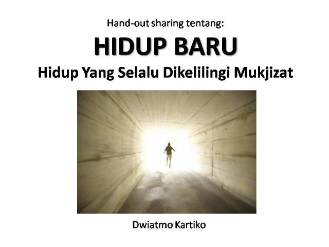 hand-out -judul