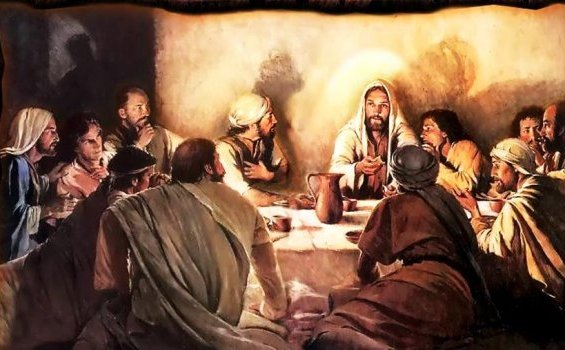 Yesus-dan-Para-Murid-muridnya